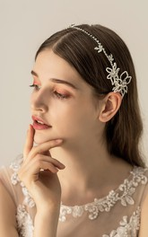 Korean Style Shining Rhinestone Headbands