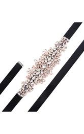 Fancy Bridal Beaded Belt