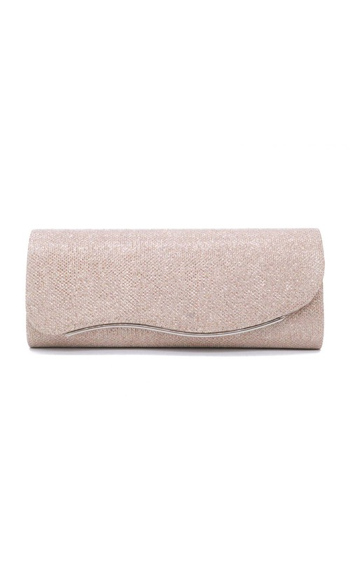 Simple Scalloped Edge Clutch